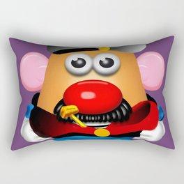 Popeye Potato Head Rectangular Pillow