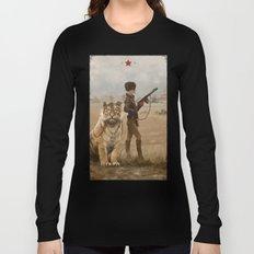 1920 - kittens Long Sleeve T-shirt