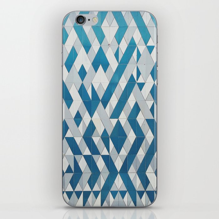 Tile Pattern iPhone Skin