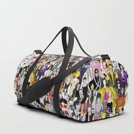 Tokyo Punks Summer Holiday Duffle Bag