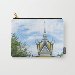 Killing Fields Memorial Stupa, Cambodia Carry-All Pouch