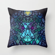 Sage of Water Throw Pillow