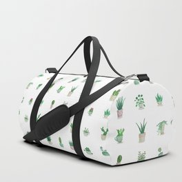 Tiny garden Duffle Bag