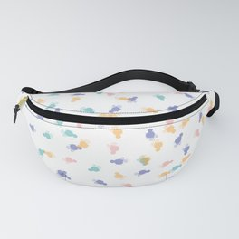 Cute Color Splash ! Fanny Pack