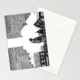Missiles Stationery Cards