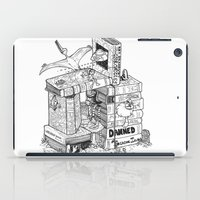 conan iPad Cases featuring Worlds within Worlds by KadetKat