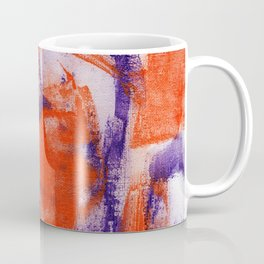 Abstract Expression #12 by Michael Moffa Coffee Mug