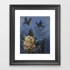 The Birds, 1963 Framed Art Print
