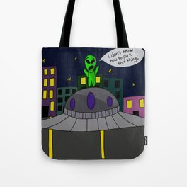 Drivers Education Tote Bag