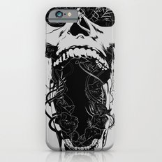 Chaos and Clarity ~ Black Slim Case iPhone 6s