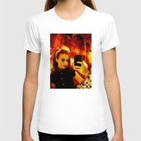selfie T-shirts featuring Selfie by Danielle Tanimura