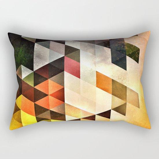 bryyx pyynx Rectangular Pillow