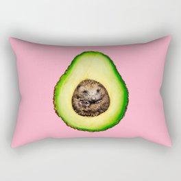 AVOCADO HEDGEHOG Rectangular Pillow