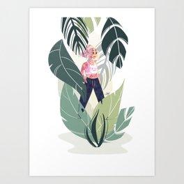 Jungle Mood Art Print