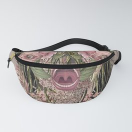 PETTY PINK ROSE Fanny Pack