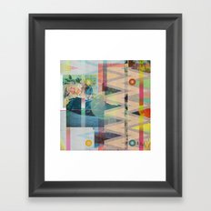 DIPSIE SERIES 001 / 02 Framed Art Print