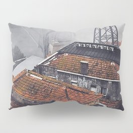 Porto, Portugal. Pillow Sham