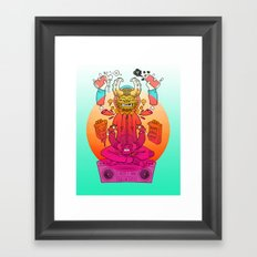 Killamari Yo Framed Art Print