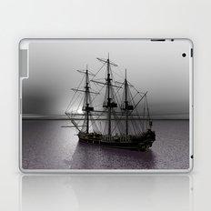 Sailing Along the Cold Sun Laptop & iPad Skin