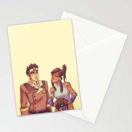 Going for a ride Stationery Cards