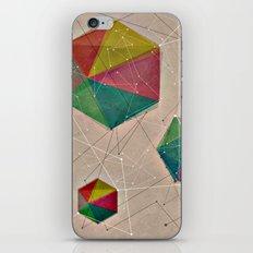 GEOMETRIC IV iPhone & iPod Skin