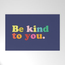 Be Kind To You Welcome Mat