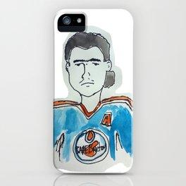 Hockey iPhone Case