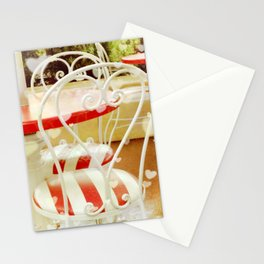 Red Heart Cafe Stationery Cards