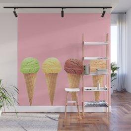 Frozen Flavors Wall Mural