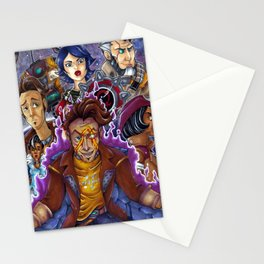 Pre Sequel Stationery Cards