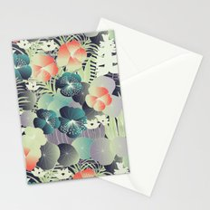 tropical mix Stationery Cards