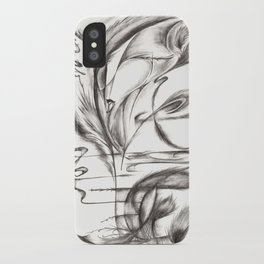 Feather Lover iPhone Case