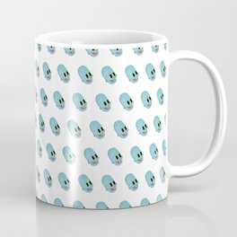 Weird dude pattern Coffee Mug