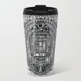 Aztec r2d2 Droid iPhone 4 4s 5 5c 6, pillow case, mugs and tshirt Travel Mug