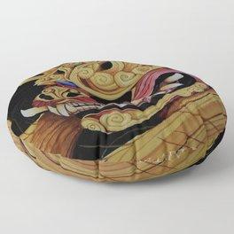 Temple Guardian Floor Pillow