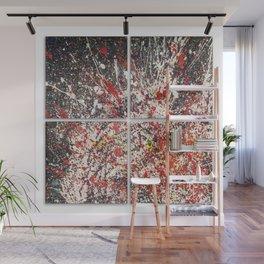 Trezzo - quadriptych Wall Mural