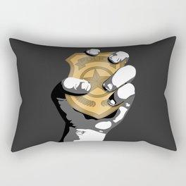 Police Rectangular Pillow