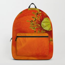 The Heart of a Poppy Backpack