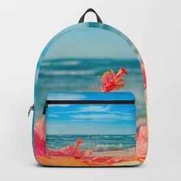 peace love and aloha Backpack