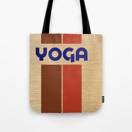 YOGA - jamón Tote Bag