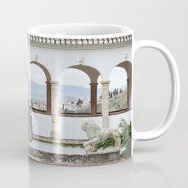 View from Top (Generalife) Coffee Mug