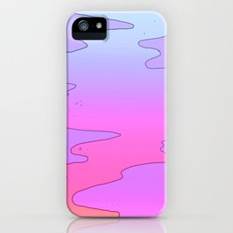 Sweet Clouds iPhone Case
