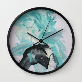 Color iw Wall Clock