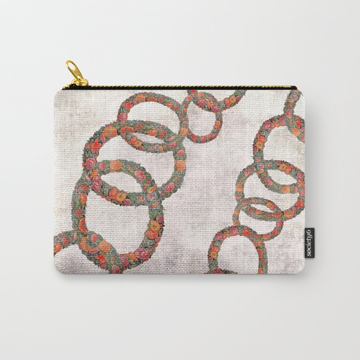 Woman in chains Carry-All Pouch
