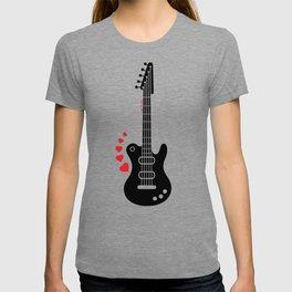 A Guitar for a Love Serenade T-shirt