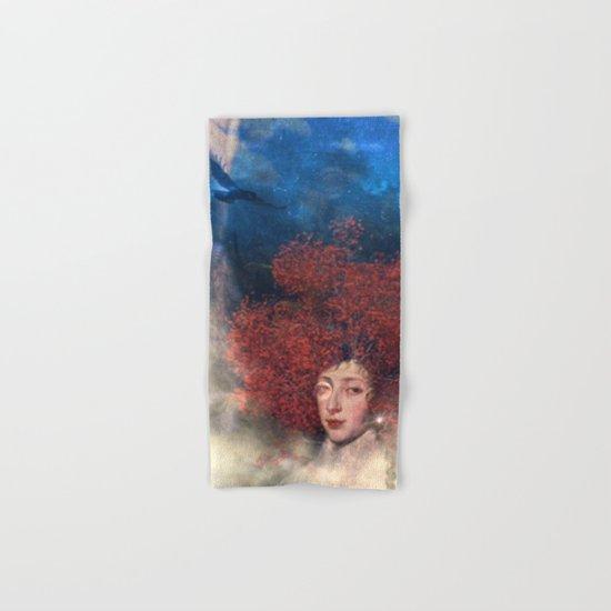 Mother Nature (Autumn) Hand & Bath Towel