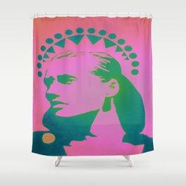 Sunrise Desert Icon Shower Curtain