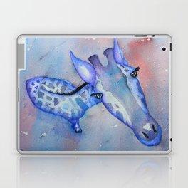 Watercolor Giraffe Laptop & iPad Skin