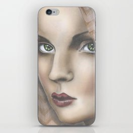Chevron Ladies iPhone Skin