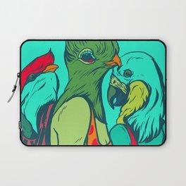 Pretty Birds Laptop Sleeve